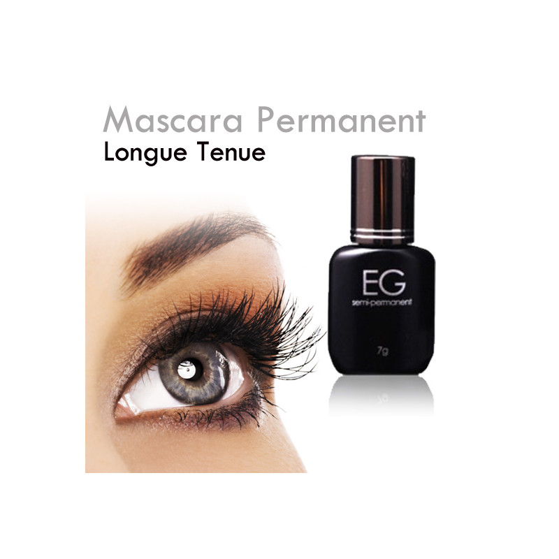 Permanent Black Mascara