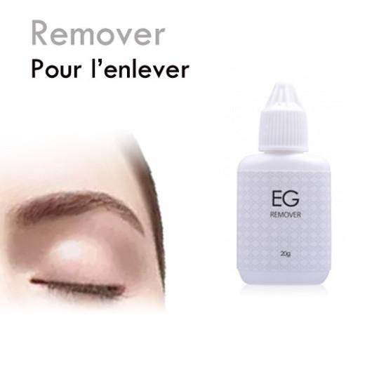 Remover Mascara Semi Permanent