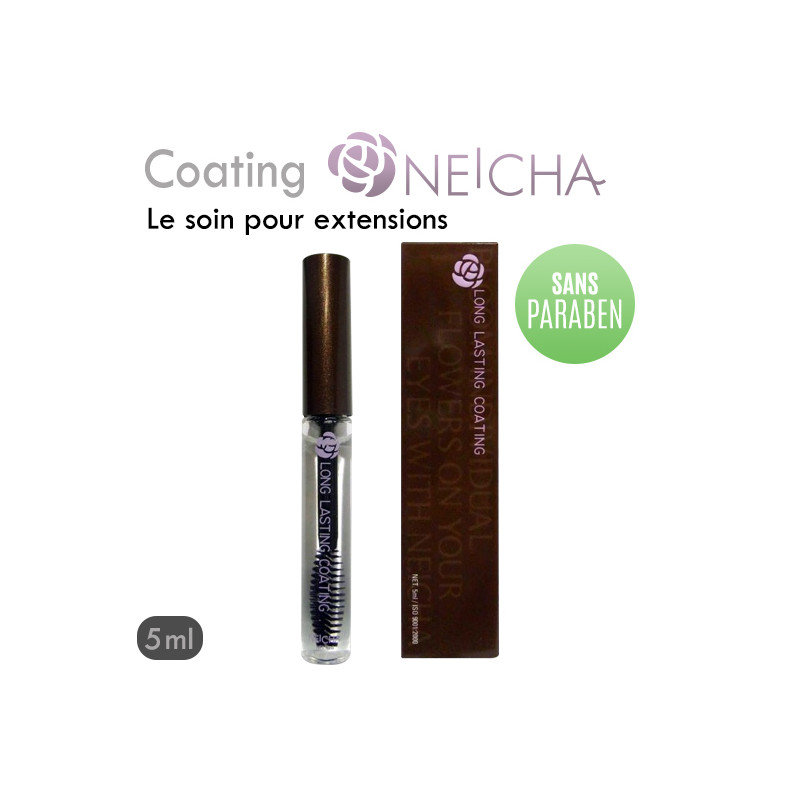 2eb3e05a20e NEICHA Coating protecting care for eyelash extension without paraben.  Loading zoom