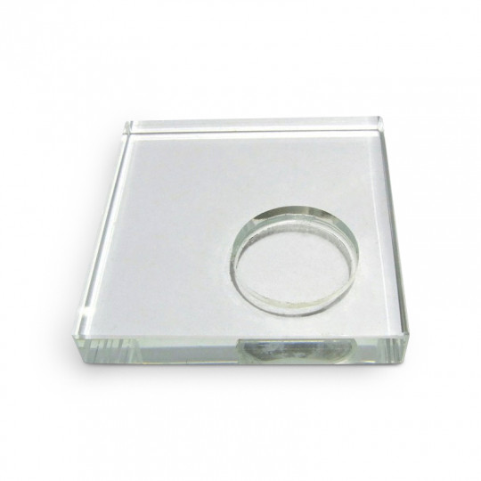 Glass Holder to Remove the Eyelash Extension Glue