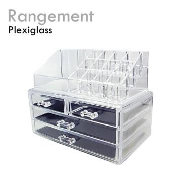 Rangement, Organisateur en Plexiglass