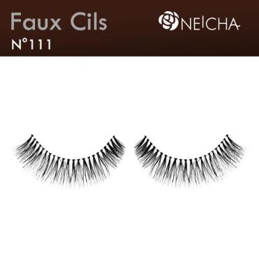 "Faux Cils Neicha Frange ""Volume""  (111)"