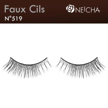 Faux Cils Neicha Frange 519