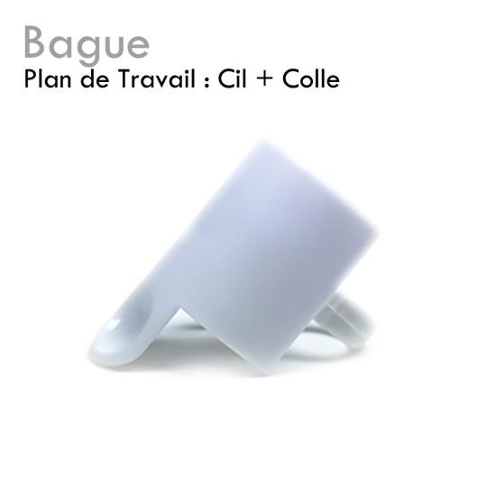 Plan de Travail (Bague) extension de cils accessoires