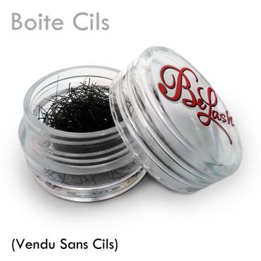 Boite Cils rangement pour extension de cils en vrac