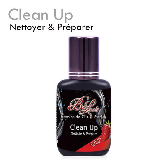 Clean Up extension de cils - nettoie et dégraisse - fraise