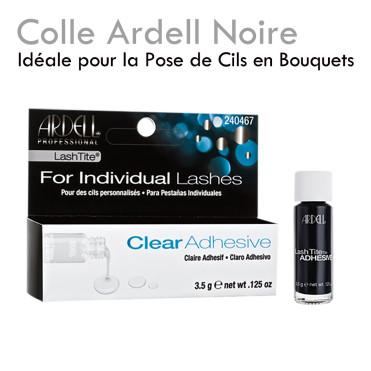 Colle ARDELL (Noire) extension de cils bouquets de faux cils frange