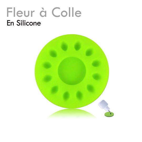 Fleur à Colle support colle extension de cils