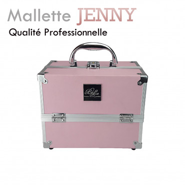 """Jenny"" Beauty Case"