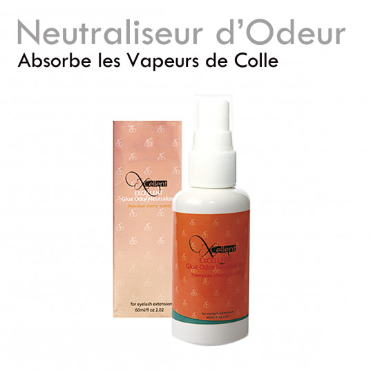 Neutraliseur d'Odeur colle extension de cils cerise