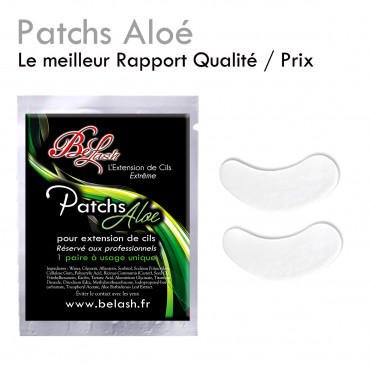 Patchs ALOE