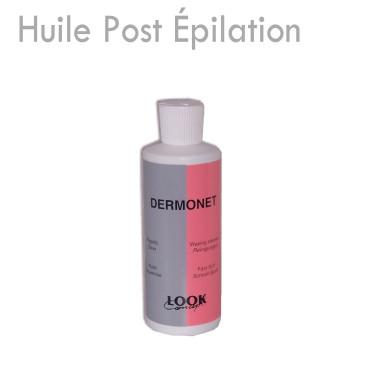 Postwaxing Oil remove wax moisturizing nourrishing