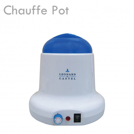 Chauffe Pot cire épilation facilité sécurité rapidité