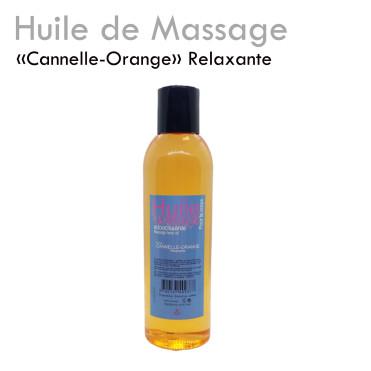 "Huile Relaxante ""Cannelle Orange"""