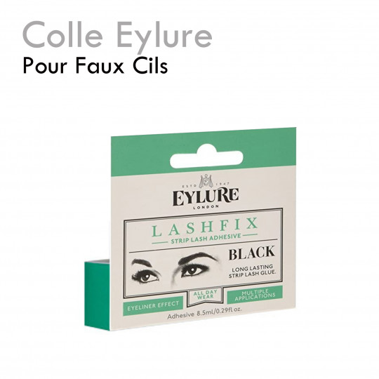 Colle Eylure faux cils pump lash bouquets longue tenue effet eyeliner