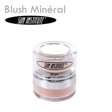 Blush - Sun Institut maquillage contour visage pas cher pigmenté minéral