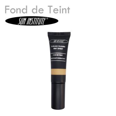 Fond de teint Sun Institute maquillagz visage teint pas cher couvrant confort longue tenue éclat